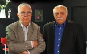 Eldar Mansurov and Raimonds Pauls